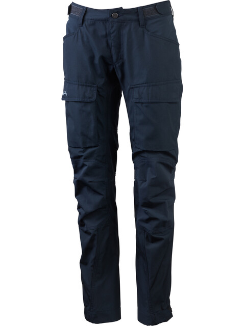 Lundhags Authentic II - Pantalon long Femme - bleu